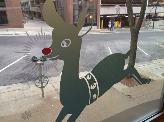 Madison Children's Museum Montgomery Ward Rudolph