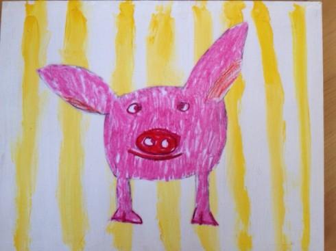 happy pig13
