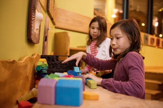 Unstructured Play Is Critical For Kids >> Building A Structure For Unstructured Play Exhibit Design At